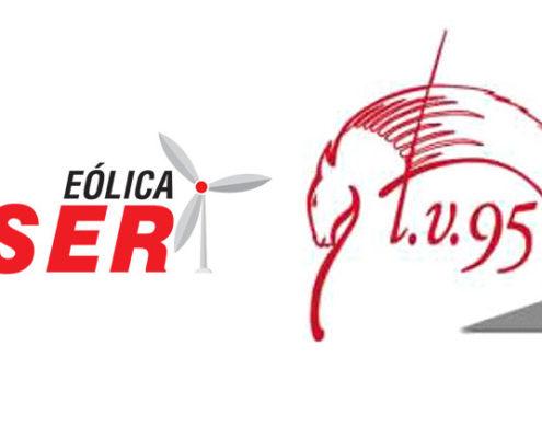 acuerdo-colaboracion-premier-tv95-lasser-eolica