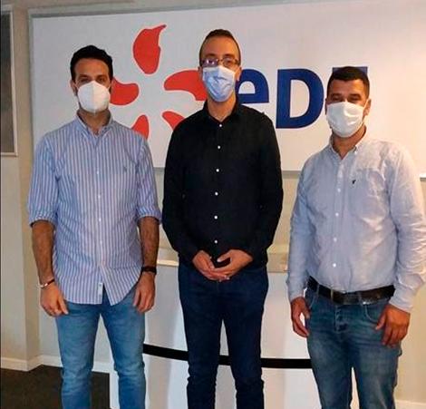 Lasser Wind Africa y EDP Maroc